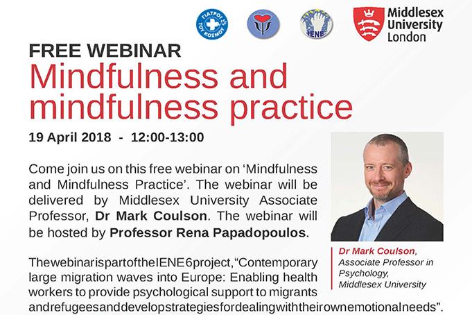 Webinar-Mindfulness