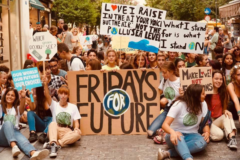 Συμμαχία για το Κλίμα - Fridays for Future